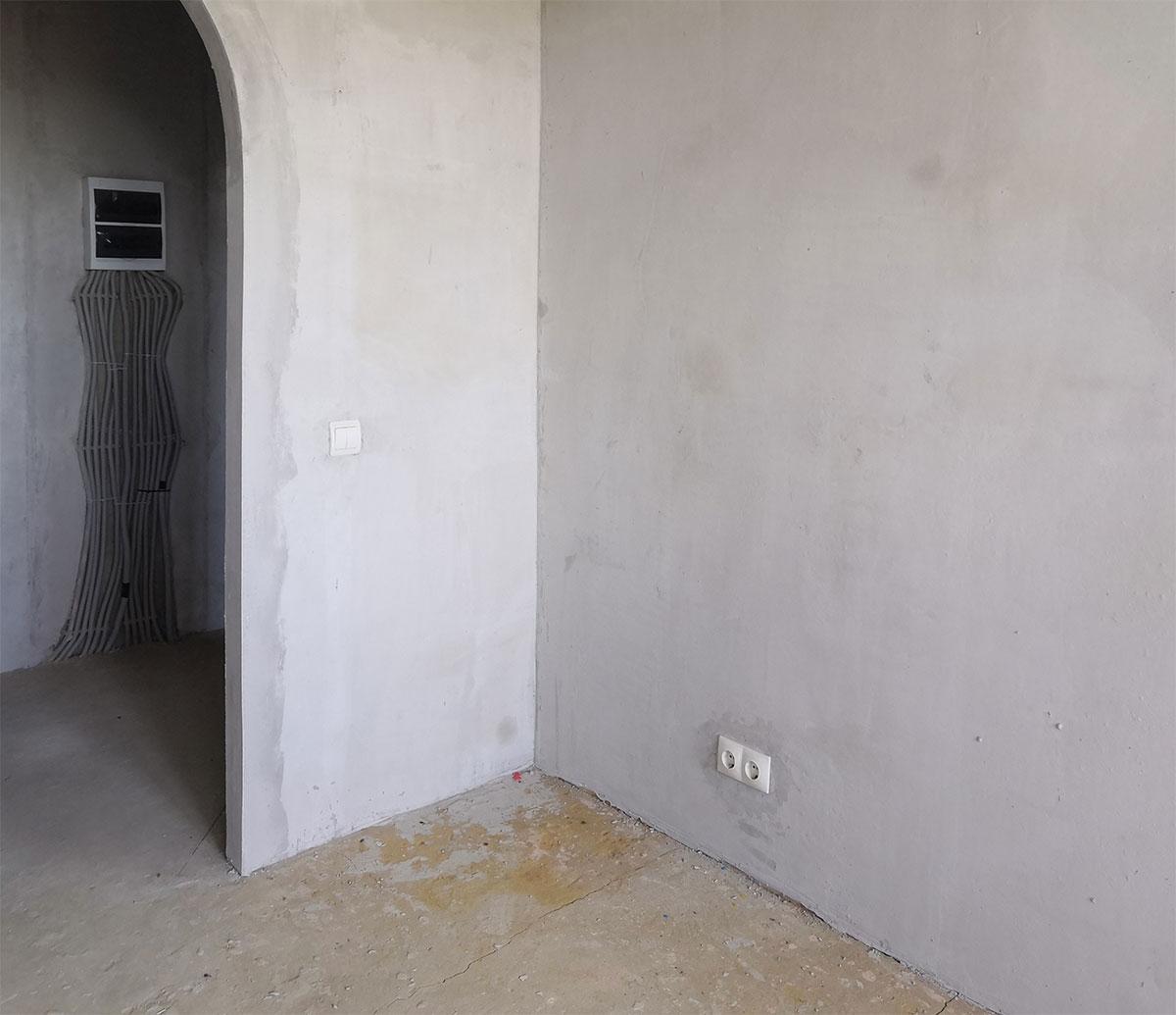При обследовании вскрытых квартир ЖК «Марушкино» обнаружена плесень