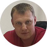 представитель АО «Мосотделстрой №1» Александр Мышанский