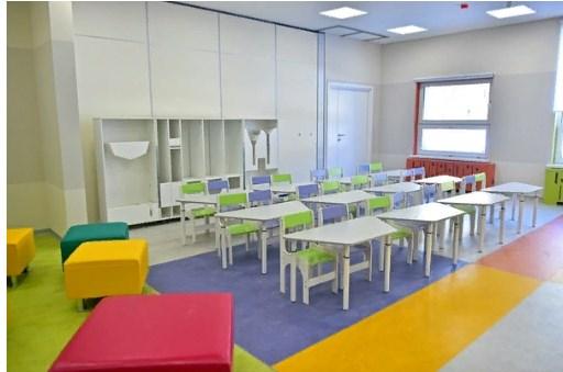 Строительство детского сада в ТиНАО