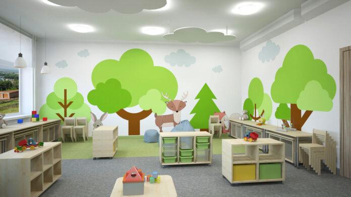 Детский сад в ТиНАО