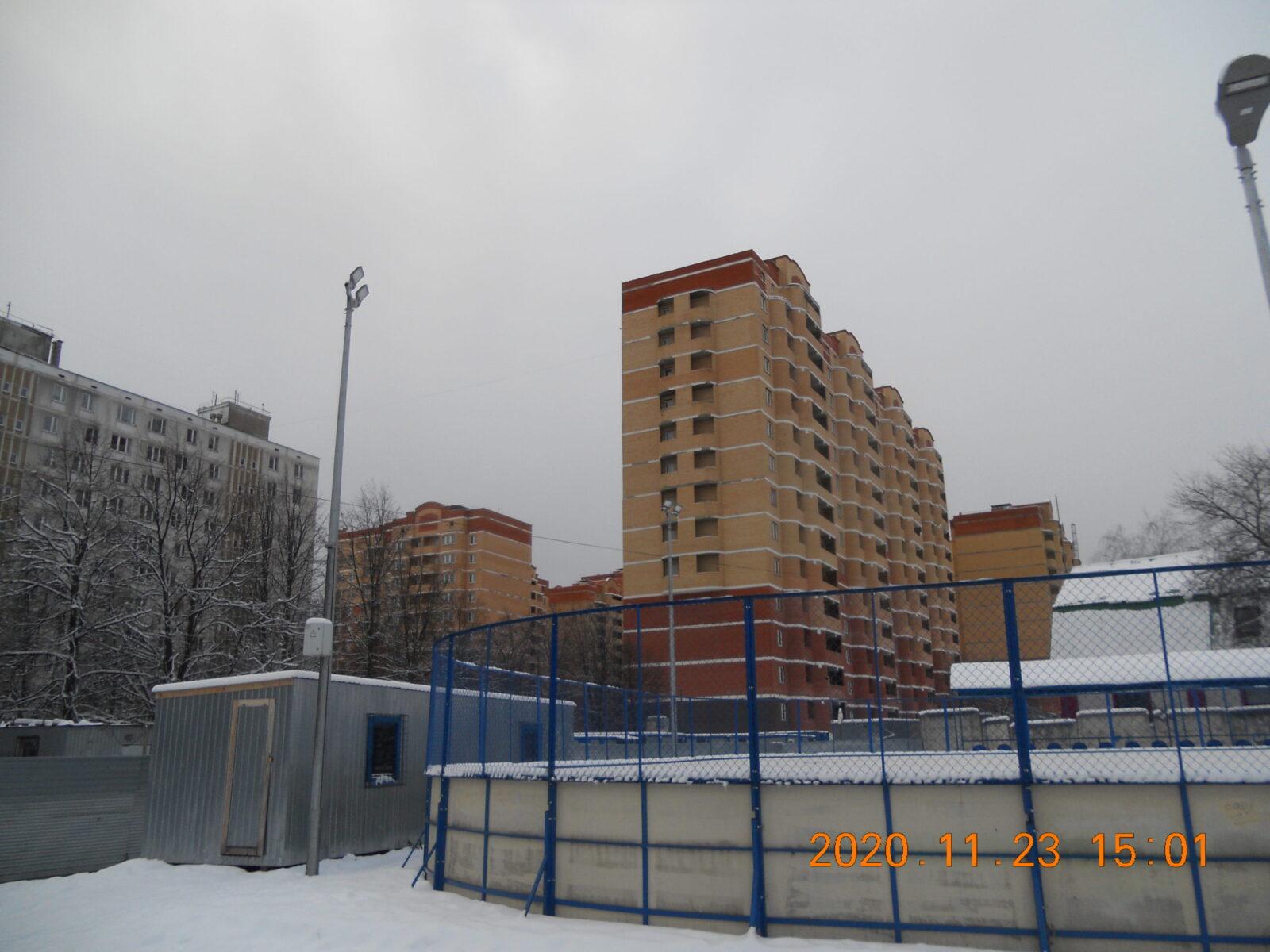 ЖК Марушкино