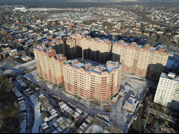 Строительство ЖК Марушкино последние новости