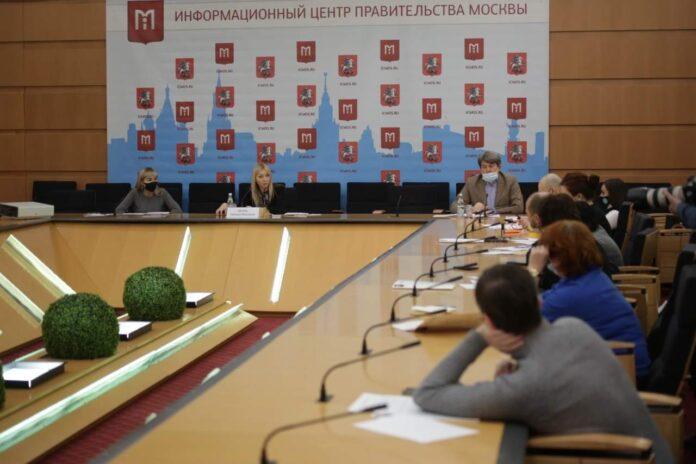 Пресс-конференция Анастасия Пятова