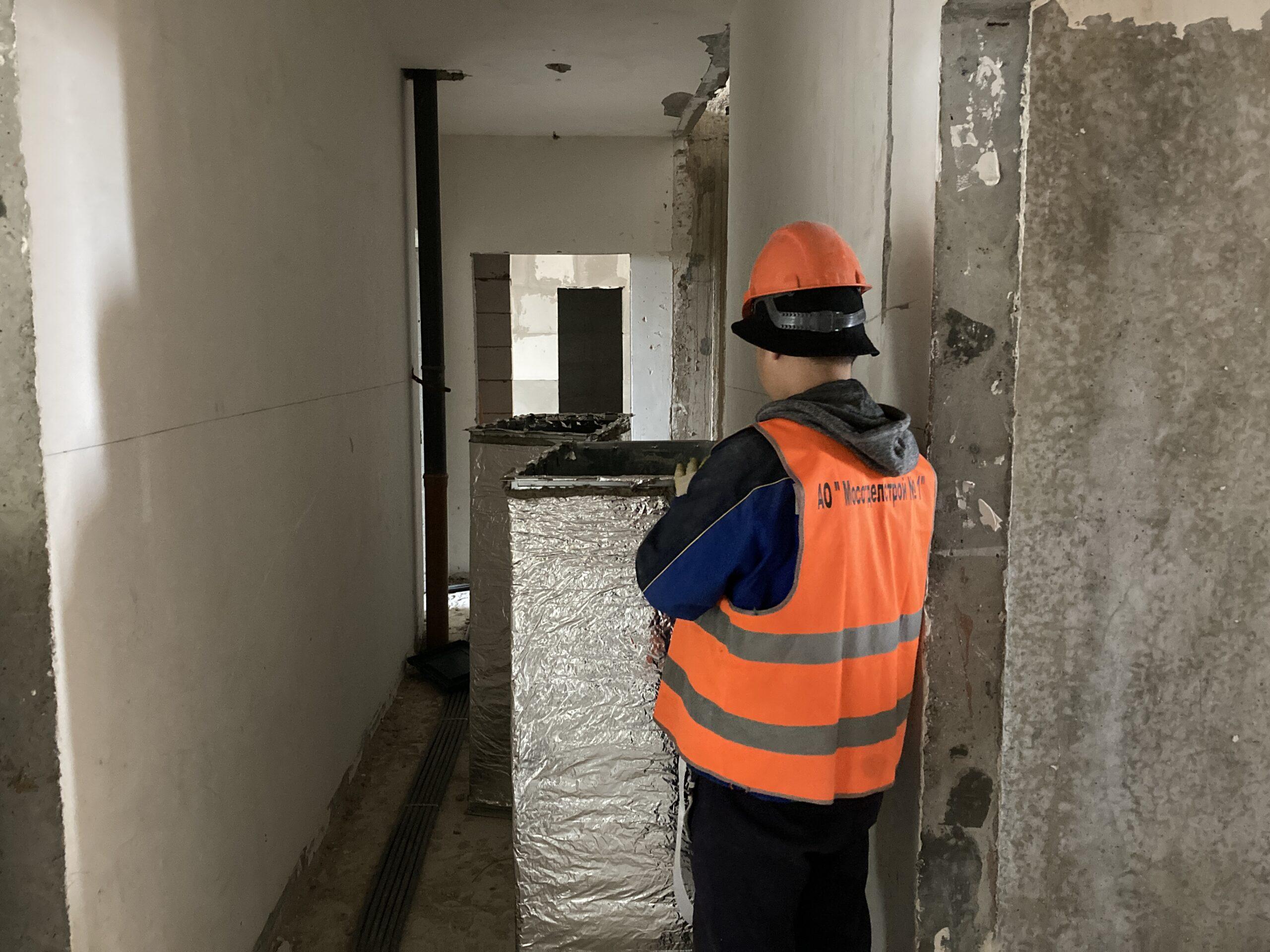 ЖК Марушкино ход строительства